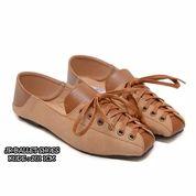 GRATIS BAHAn Kulit Asli Premium Sepatu Flat Balerina INI ATAU TIDAK YAKIN INFO KAMI INI PILIHAN (20837419) di Kota Bandung