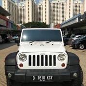 Jeep Wrangler 3.8 AT ( Renegade ) 2011 (20839647) di Kota Jakarta Utara