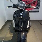 Vespa Primavera S LED 150cc I Get ABS (BLACK VULCANO)