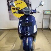 New Vespa Primavera LED 150 I Get ABS (BLUE ENERGIA)
