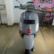 New Vespa Sprint S LED I Get ABS (GREY AVIO)