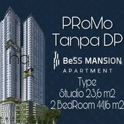 Type Studio & 2 Bedroom BeSS Mansion Apartment Surabaya Tanpa DP (20855063) di Kota Surabaya