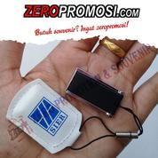 Souvenir Flashdisk Promosi 32GB - USB Leather Pouch FDLT28 (20856575) di Kota Tangerang