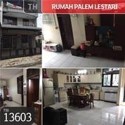 Rumah Taman Palem Lestari, Jakarta Barat, 9x13m, 3 Lt, HGB (20857995) di Kota Jakarta Barat