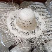 Topi Pantai Wanita Berumbai (20861387) di Kab. Tasikmalaya