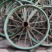 Velg Roda Gerobak Bekas Berkualitas (20864543) di Kab. Sumedang