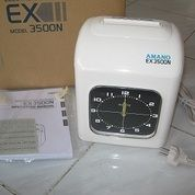 Mesin Absensi Kartu Amano EX- 3500 (20875623) di Kota Palembang