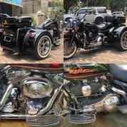 Motor Harley Roadking Trike