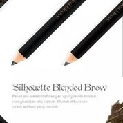 Madame Gie Silhouette Blended Brow - Eyebrow / Pensil Alis
