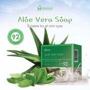 Hanasui Aloe Vera Soap / 60gr (20887783) di Kota Bekasi