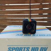 Spycamera Mini SQ11 (Mini DVR Audio+Video Spycam HD Quality)