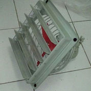 "Exhaust Fan Explosion Proof 12"" 16"" 20"" HRLM FAG300 FAG400 FAG500 Exhaust Fan Anti Ledak Gas Proof Jakarta Indonesia"