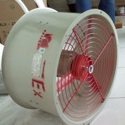 "Blower Fan Explosion Proof Axial Flow Fan 12"" 16"" 20"" HRLM CBF300 CBF400 CBF500 Blower Axial Fan Jakarta Indonesia"