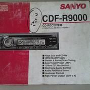Tape Radio NOS Brand SANYO Utk Mobil Single Din Single Disc