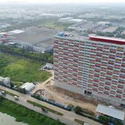 Apartemen River View Jababeka Tower Mahakam Type Studio Rp 240Jt Full Furnish