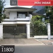 Rumah Puri Indah Raya, Jakarta Barat, 2 Lt, SHM (20912679) di Kota Jakarta Barat