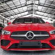 Promo Terbaru Mercedes-Benz CLA 200 AMG Line