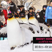 PROMO PAKET TOUR SNOWY HOKKAIDO WITH ICE FISHING AKHIR TAHUN 2019 DARI SURABAYA (20920691) di Kota Surabaya
