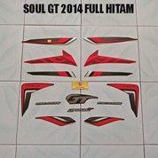 Striping Soul GT 2014 Full Hitam