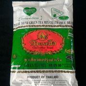 Green Tea Mix Chatramue / Thai Green Tea 200g Murah