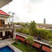 Villa Mewah Dengan View Patung GWK Di Kawasan Goa Gong Ungasan Badung Bali