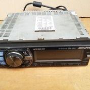 Alpine CDA-105E Tape Mobil