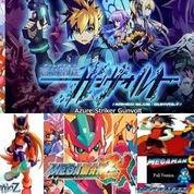 DVD Mega Man (Rockman) Part 3 Retro Collection+Azure Striker Gunvolt++ (2093451) di Kota Samarinda
