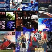 Gundam PSX Games Collection (2093504) di Kota Samarinda