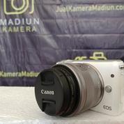 Canon Eos M10 Mirrorles (20935551) di Kota Madiun