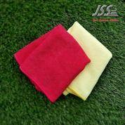 Microfiber Cloth / Lap Microfiber Ukuran 30 X 30 Cm - Merah (20935891) di Kota Semarang
