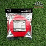 "Shinemate Diamond Foam Pad Red 6"" (Finishing)"