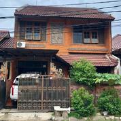 Rumah Di Bintaro, Gaya Dan Ornamen Bali, 2Lt, Dlm Prmhn Di Jurangmangu, Pondok Aren (20939287) di Kota Tangerang