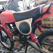 Motor Trail Suzuki TS