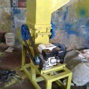 Mesin Penghancur Plastik Kapasitas 50 Kg Per Jam