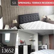 Apartemen Springhill Terrace Residence, Tower Oakwood, Jakarta Pusat, 37,96 M, PPJB (20944043) di Kota Jakarta Pusat