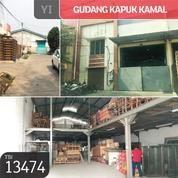 Gudang Kapuk Kamal, Jakarta Barat, 410 M, 1 Lt, HGB (20949919) di Kota Jakarta Barat