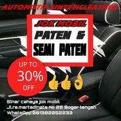 Jok Mobil Paten Dan Semi Permanen (20951515) di Kota Bogor
