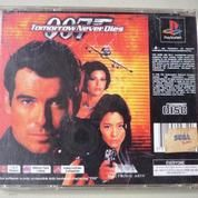 """CD Game PS 1 """"Tomorrow Never Dies 007"""""""