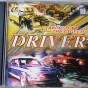 """CD PC Game """"Taking It To The Streets DRIVER """""""