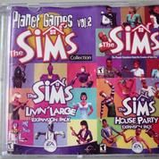 """CD PC Game """"The Sims Collection """""""