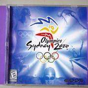 "CD PC Game ""Olympics Sidney 2000"""