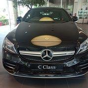 Promo Terbaru Mercedes-Benz C 43 Coupe AMG