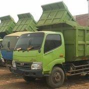 Dump Truck Hino Dutro 130HD Tahun 2016 (20980803) di Kota Jakarta Timur