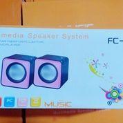 Groskr Termurah Speaker 2 In 1 FC-2