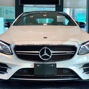 Promo Terbaru Mercedes-Benz E 53 Coupe AMG