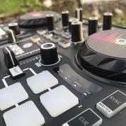 DJ Controller Hercules Instinct P8 (21004619) di Kab. Badung