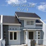 Rumah Type 45 Tanpa DP + Free Semua Biaya Lokasi TAS 4 Sidoarjo