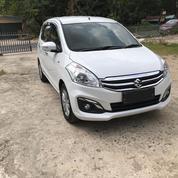 Suzuki Ertiga Type GX Manual Thn 2017 Plat BG Palembang Kota