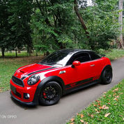 Mini Cooper Coupe 2012 JCW Package W/ ECU Tuning Stage 2 By MANIC