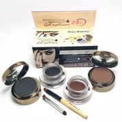 Kiss Beauty Eyeliner Eyebrow Gel 4in1 (21034327) di